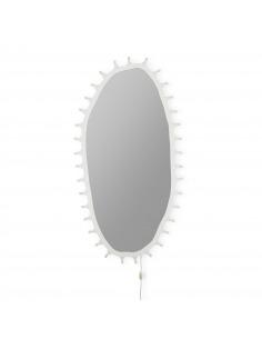 Miroir Lumineux Luminaire Big 25 sources LED par Marcantonio X Seletti