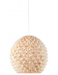 Suspension Sagano Ø44 cm en bamboo au design naturel par Good & Mojo
