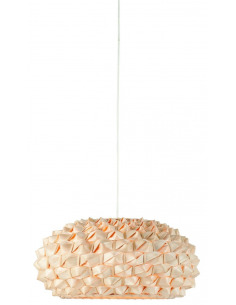 Suspension Sagano Ø50 cm en bamboo au design naturel par Good & Mojo