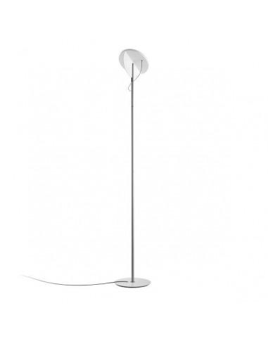 Lampadaire Copérnica LED ajustable en acier par Ramírez i Carrillo - Marset