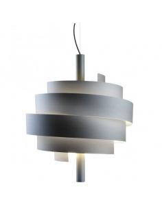Suspension Piola LED Ø44,5 cm en métal par Christophe Mathieu - Marset