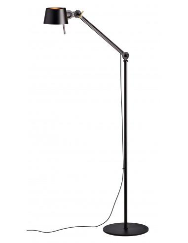 Lampadaire industriel Bolt grand avec un bras articulé par Anton de Groof X Tonone
