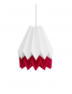 Suspension design Collection summer double origami en papier washi de haute qualité