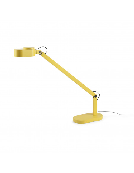 Lampe à poser réglable Inviting LED en aluminium par Bohman&Folenius