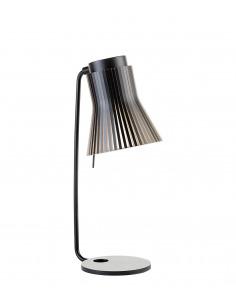 Lampe à poser Petite 4620 au design scandinave en bois naturel par Seppo Koho X Secto Design