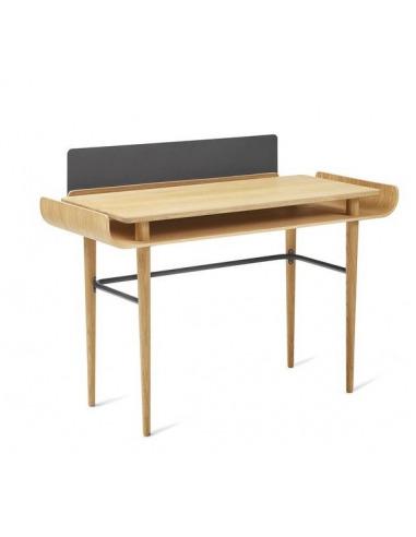Bureau Gapa en bois de chêne au design scandinave et vintage par Tabanda