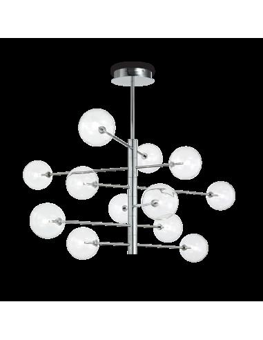 Suspension Splendida 12 lampes avec...