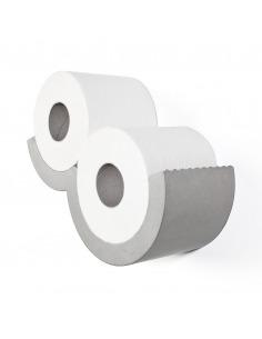 Distributeur de papier toilette Cloud en béton par Lyon Beton