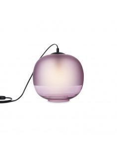 Lampe à poser Bale en verre au design contemporain par Enrico Zanolla