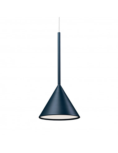 Suspension Figura Cone en aluminium par Schneid Lighting