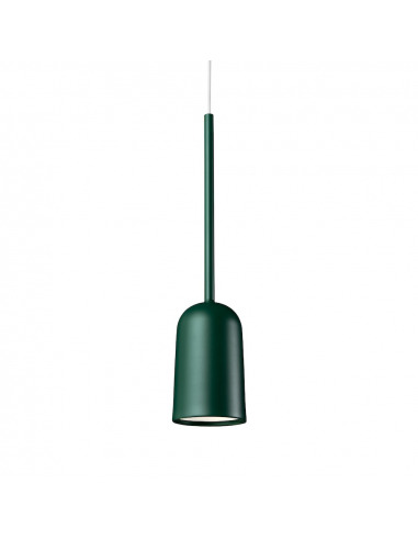 Suspension Figura Arc en aluminium par Schneid Lighting