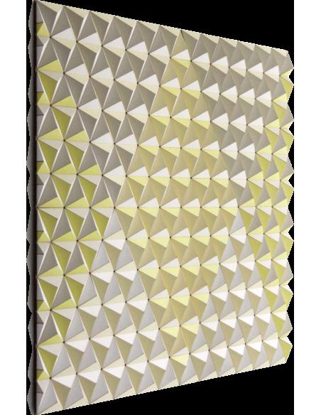 Tableau tridimensionnel GIS-1 Topographie avec 864 triangles par Sebastian Welzel