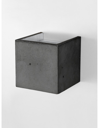 Applique Design B3 Gris Cubic au...