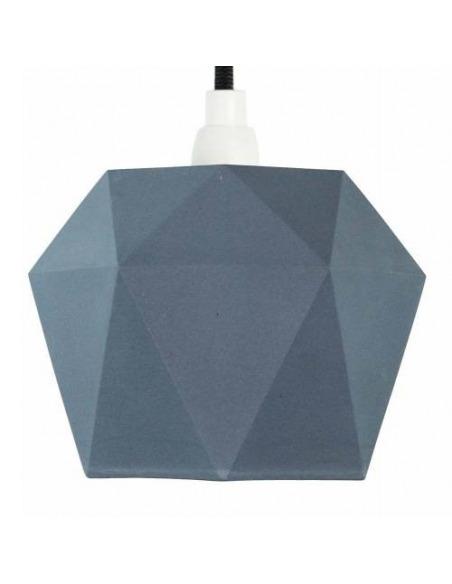 Suspension en porcelaine K1 Jeans Triangular par Gant lights