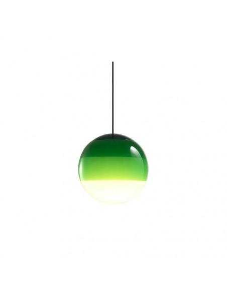 Suspension Dipping Light M Ø13,5cm en verre soufflé par Jordi Canudas - Marset