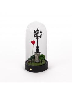 Lampe à poser My Little Valentine en résine et verre par Marcantonio Raimondi Malerba x Seletti