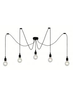 Suspension 5 lumières Kombi...