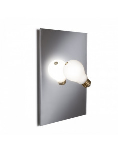 Applique murale en saillie IDEA par Marcantonio x Slamp