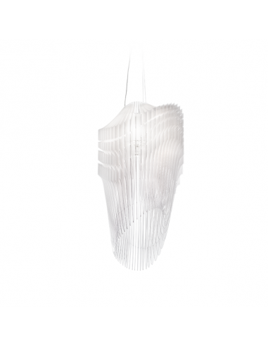 Suspension Avia en Cristalflex et Lentiflex par Zaha Hadid x Slamp