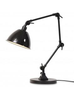 Lampe à poser Amsterdam en métal au design industriel par It's About Romi