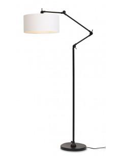 Lampadaire Amsterdam en métal au design industriel par It's About Romi