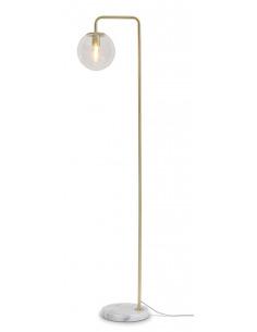 Lampadaire Warsaw en métal au design chic par It's About Romi
