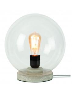 Lampe à poser Warsaw en verre au design chic par It's About Romi