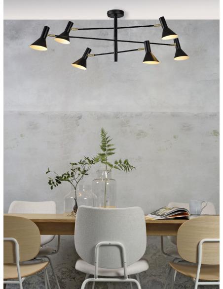 Suspension Izmir en métal au design chic par It's About Romi