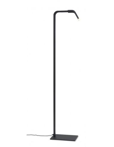 Lampadaire Zurich LED en métal au design minimaliste par It's About Romi