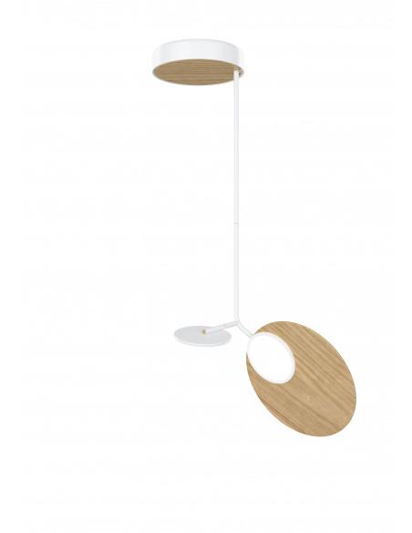 Suspension Ballon blanc LED au design scandinave par Tunto