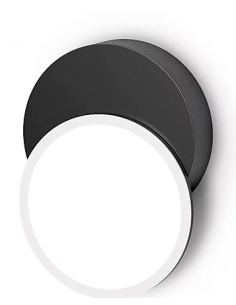 Applique Dot 01 en métal au design graphique par Tunto