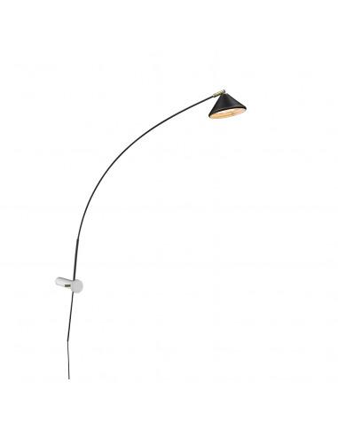 Applique déportée Flex LED en acier...