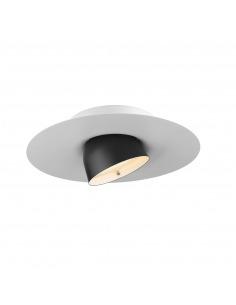 Plafonnier LED en aluminium...
