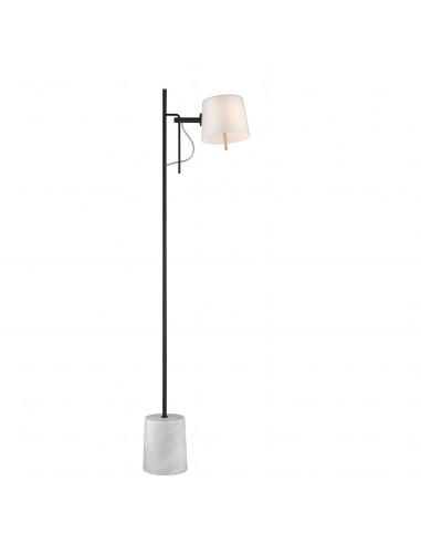 Lampadaire Open LED en verre souffé...