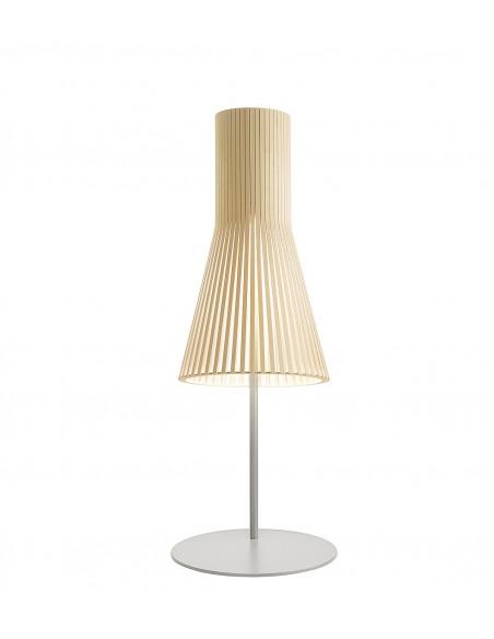 Lampe à poser au design scandinave 4220 en bois naturel