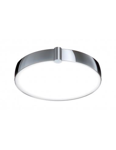 Plafonnier LED métallique Siss par...