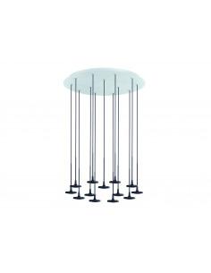 Suspension LED 13 lumières...
