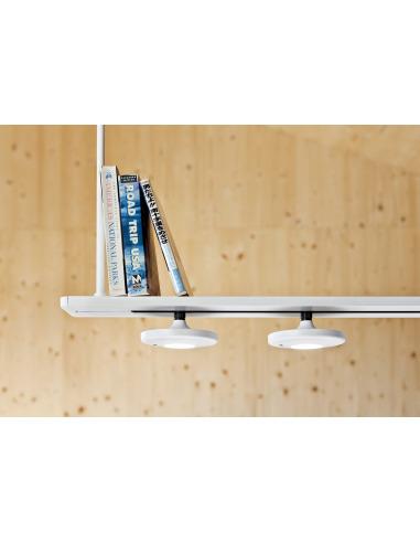 Suspension linéaire LED 4 lumières en...