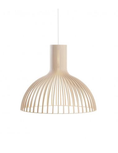 suspension au design scandinave victo 4250 en bois naturel. Black Bedroom Furniture Sets. Home Design Ideas