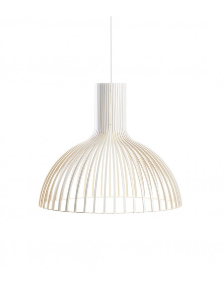 Suspension au design scandinave 4201 en bois naturel