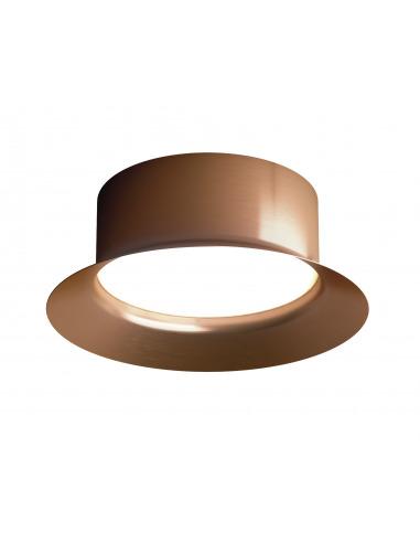 Applique/Plafonnier LED métallique...