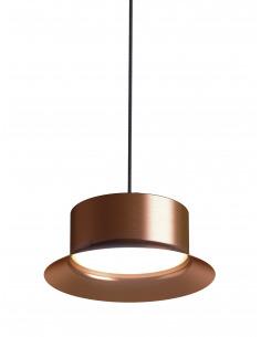 Suspension LED métallique...