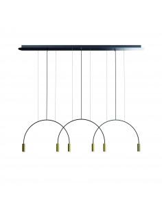 Suspension LED en aluminium...
