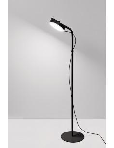 Lampadaire LED orientable...