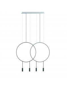 Suspension LED linéaire -...