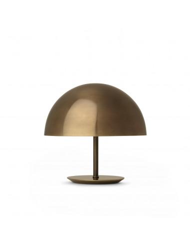 Lampe à poser écologique au design minimaliste Baby Dome Lamp