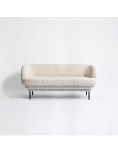 Canapé Cornice Lincoln en velours par BICOLTER x Eno studio