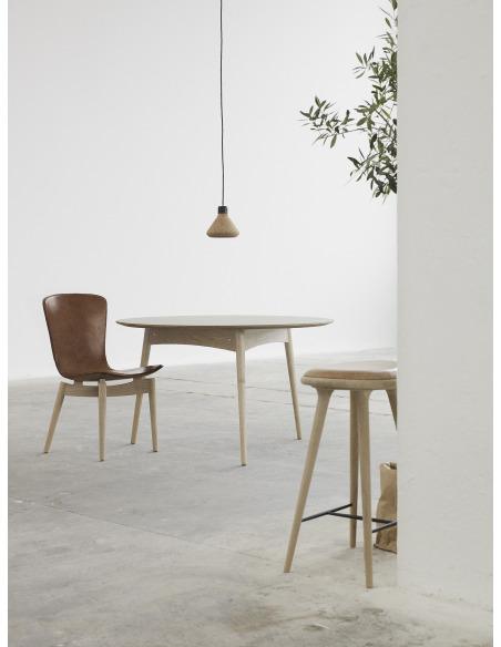 Suspension en liège naturel Luiz Lamp au design contemporain et naturel