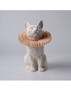 Lampe à poser Cat en résine en forme de chat par Haoshi