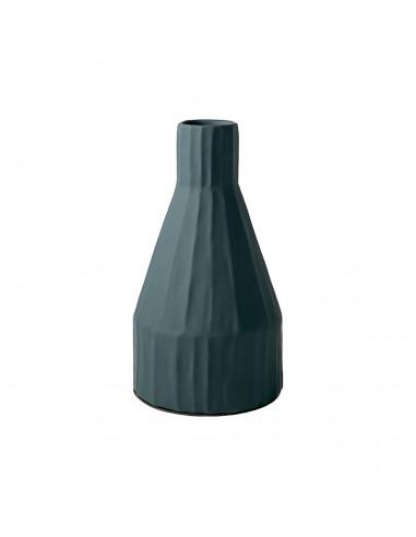 Vase Korinthos dark green en...